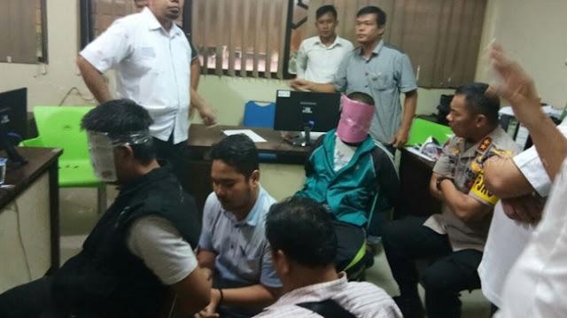 Tak Disangka, Ternyata yang Membiayai Para Teroris di Palembang Adalah....