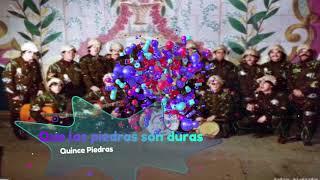 """Pasodoble con LETRA """"Que las piedras son duras"""". Comparsa """"Quince Piedras"""" (1984) de Enrique Villegas"""