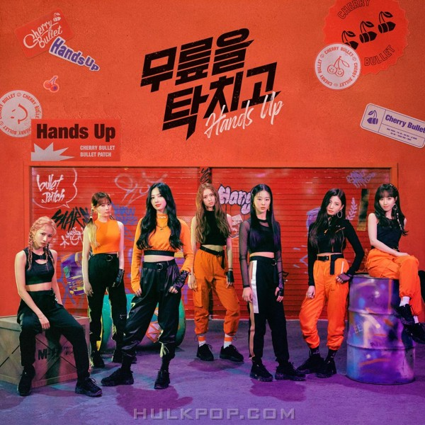 Cherry Bullet – Hands Up – Single  (FLAC + ITUNES PLUS AAC M4A)