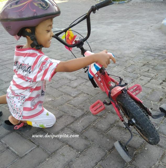 Penghilang bekas luka untuk anak