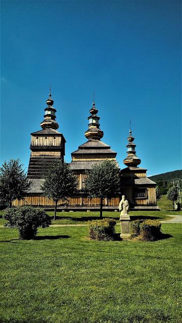 Krempna - cerkiew