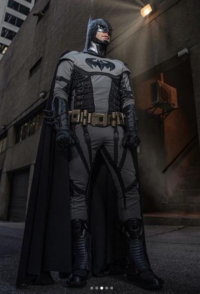Jensen Ackles de Batman (Pllano Geral)