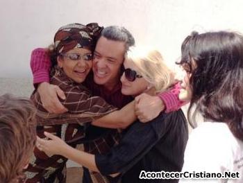 Misioneros quedan libres en Senegal