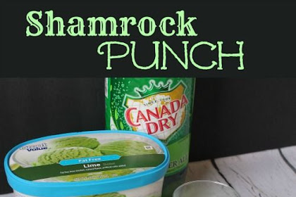 SHAMROCK PUNCH RECIPE