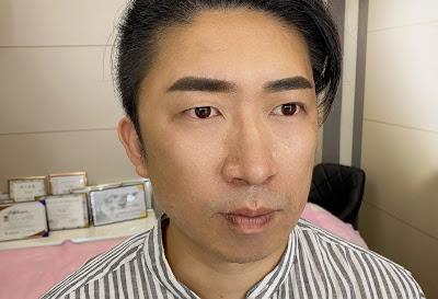 男士霧眉台北推薦 氣宇軒昂,英姿颯爽型男