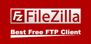Free ftp software: FireZilla