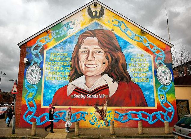 Σαν σήμερα πεθαίνει ο ήρωας της Ιρλανδίας, ο Μπόμπι Σάντς. (ΒΙΝΤΕΟ-ΦΩΤΟ)
