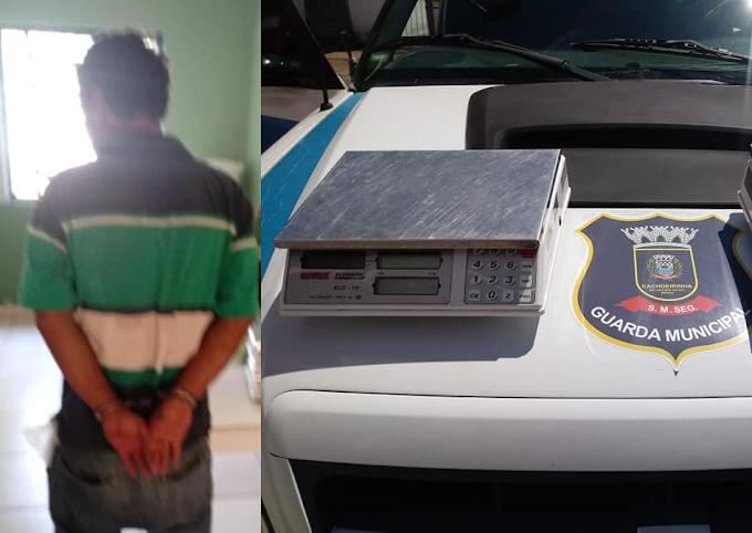 Guarda Municipal prende ladrão em escola municipal de Cachoeirinha