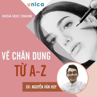 Khóa học PHONG CÁCH SỐNG- Vẽ chân dung A - Z UNICA.VN ebook PDF-EPUB-AWZ3-PRC-MOBI