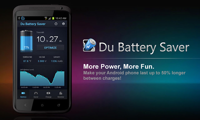 DU Battery Saver Latest 2016