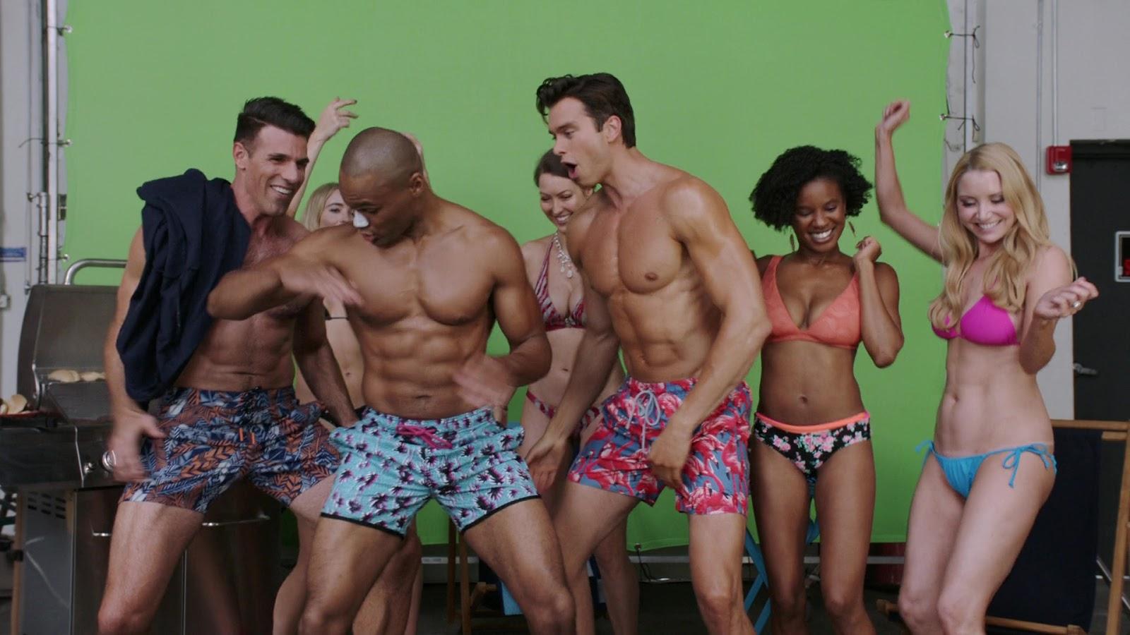 Shirtless Men On The Blog: Pierson Fodè & Brett Davis
