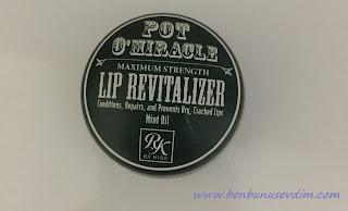 lip revitalizer ne işe yarar