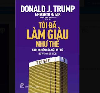 D.Trump - Tôi Đã Làm Giàu Như Thế ebook PDF-EPUB-AWZ3-PRC-MOBI