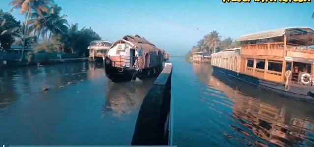 केरल में घूमने के लिए 10 बेस्ट जगह | 10 Best Places to visit in Kerala - Hindi