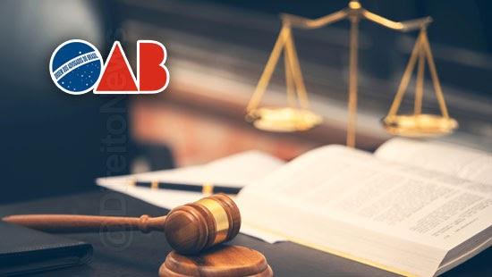 oab exclusao cursos juridicos catalogo nacional
