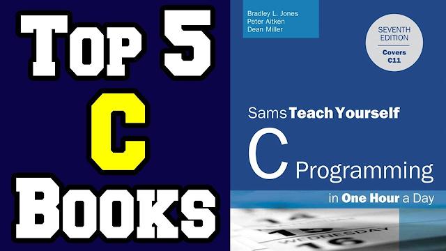 C Programming books download