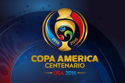 Copa America USA 2016 - Calendar + Frequency