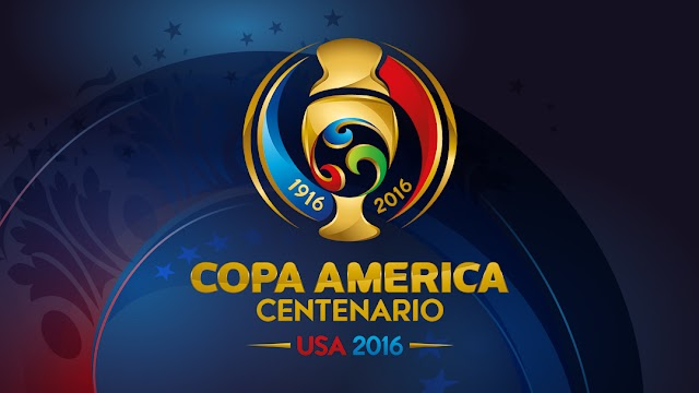 Copa America USA 2016 - Calendar + Frequency