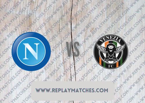 Napoli vs Venezia -Highlights 22 August 2021