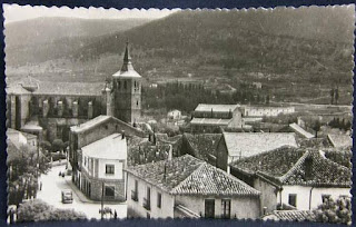 Recopilación de Fotos antiguas de El Espinar (Segovia)