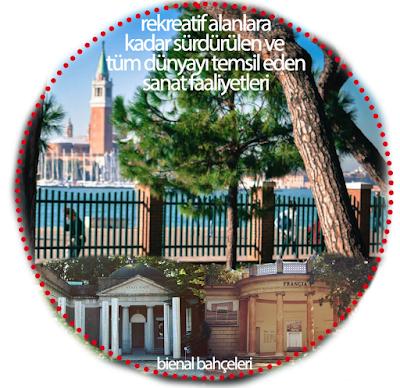 bienal bahçeleri, venedik bienal parkı, kültür ve sanat, park, rekreasyon alanı