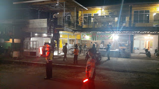 Polres Melawi dan Polsek Jajaran Laksanakan Kegiatan KRYD Siang dan Malam