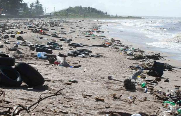 Water pollution essays