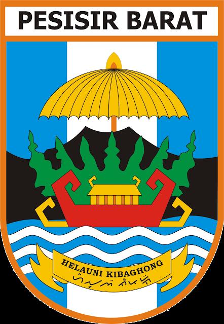 Logo | Lambang Kabupaten Pesisir Barat