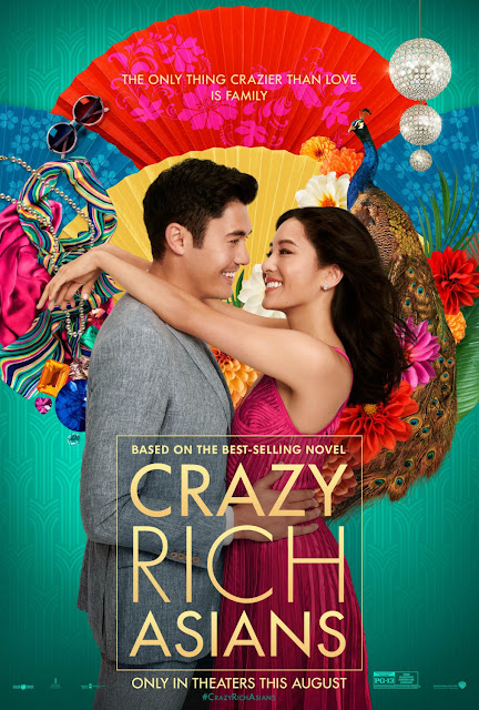Crazy Rich Asians 2018 movie poster