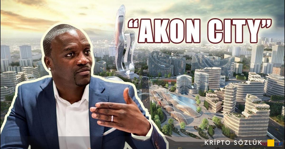 Kripto Para Destekli Akon City 2021'in Başlarında İnşaata Başlıyor