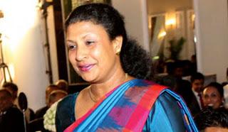 Nirupama Rajapaksa