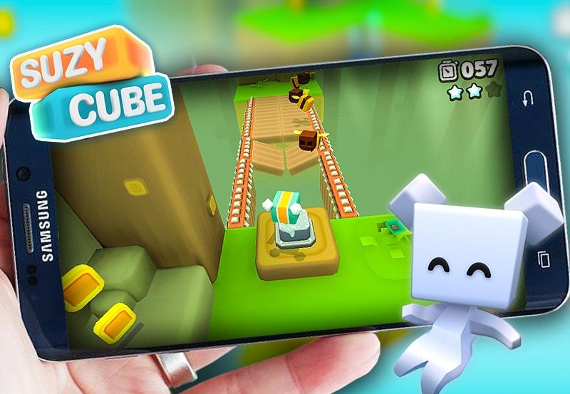 اللعبة 2: suzy cube