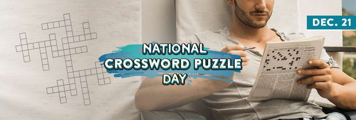 National Crossword Puzzle Day Wishes For Facebook