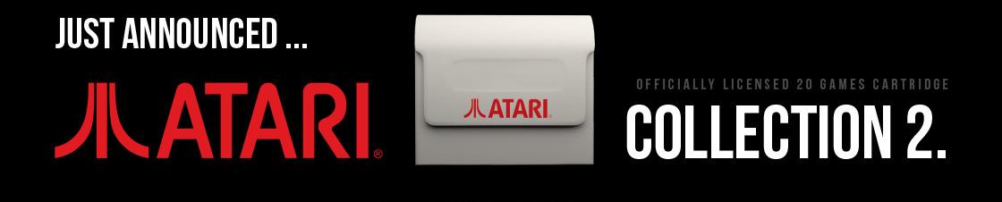 The Edge: Evercade announces Atari Collection 2