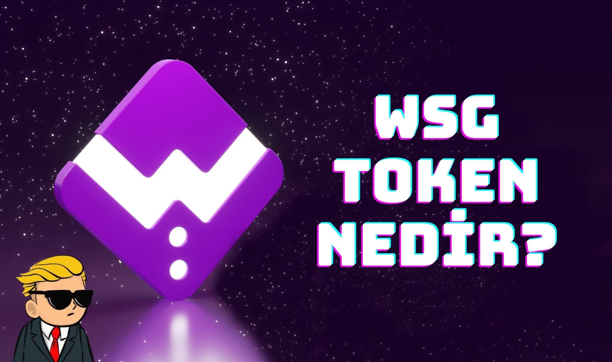 WSG Token Nasıl Alınır