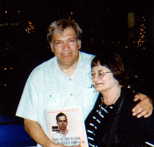 Judyth with Robert Groden, Chicago