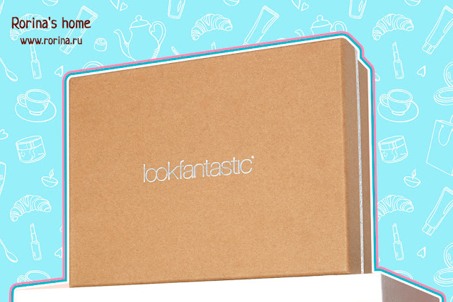Lookfantastic Beauty Box April 2019 — наполнение