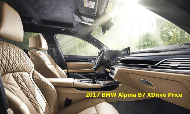 2017 BMW Alpina B7 xDrive Specs