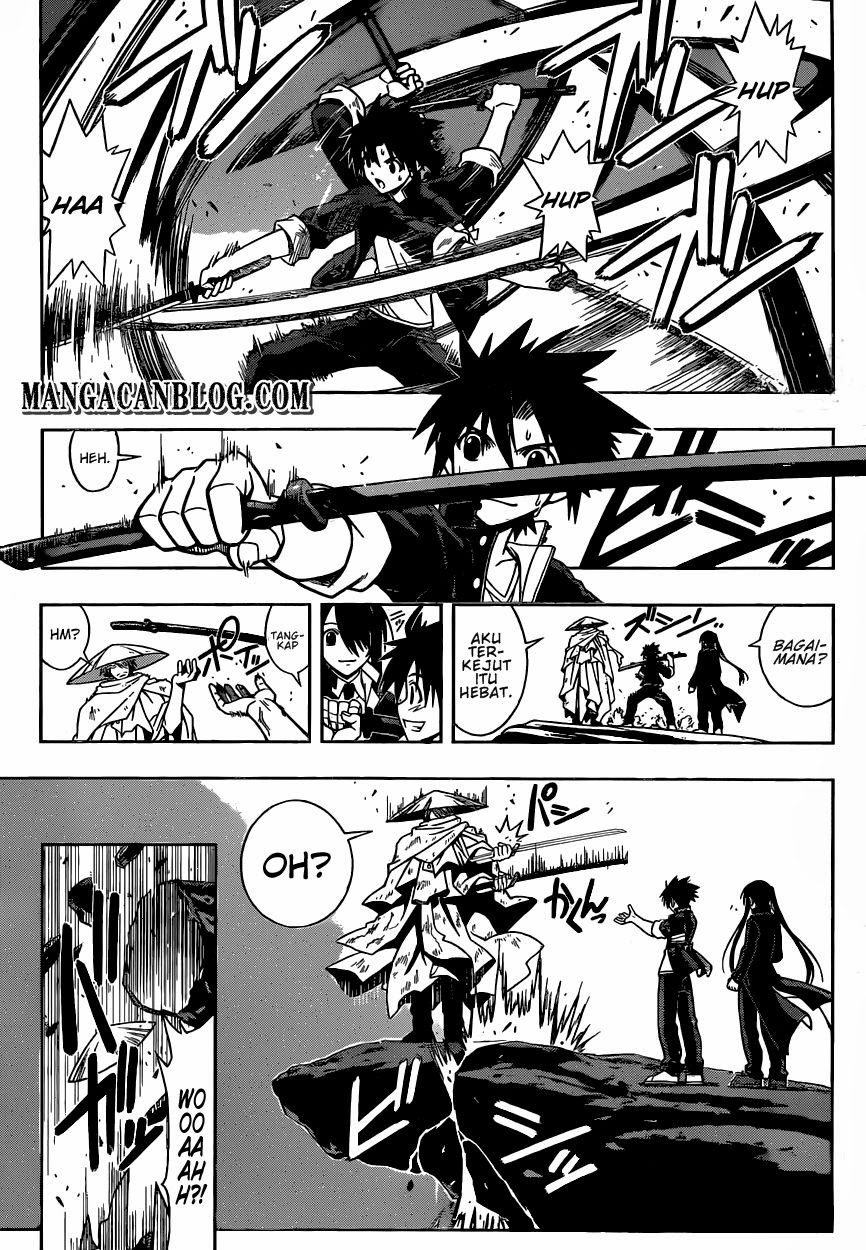 Baca Manga UQ Holder! Chapter 10 Bahasa Indonesia