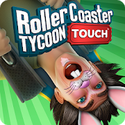 Game RollerCoaster Tycoon Touch MOD Unlimited Money