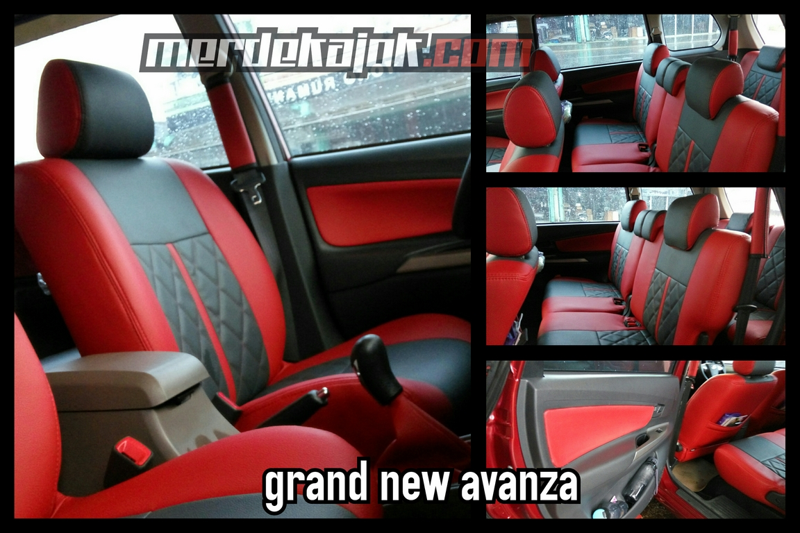 foto grand new avanza warna veloz cover jok gray vs elegant red