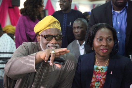 Image result for Mrs Betty Anyanwu Akeredolu