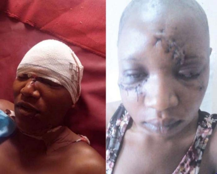 Graphic: Man butchers two sisters for refusing to abort pregnancy
