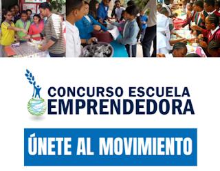 Inscribe a tu Escuela en el concurso Escuela Emprendedora