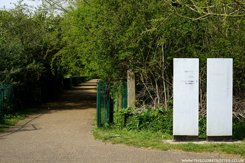 Path to Gunpowder Park