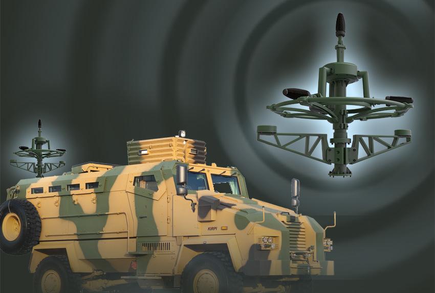 HISAR-O Medium Range Air Defense Missile System
