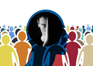 A dificuldade de gostar das pessoas - Vamos falar sobre Fobia Social