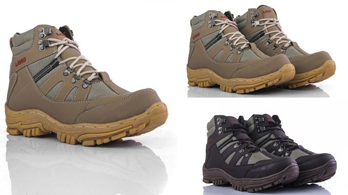 Sepatu Gunung Lavio