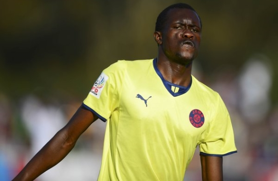 Charlton Mashumba has been linked with a move to a number of PSL clubs