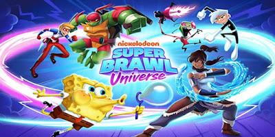لعبة شجار الكون Super Brawl Universe